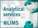 Analytical services @LIMS