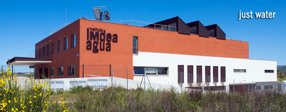Edificio Instituto IMDEA Agua